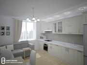 Дизайн интерьеров жилых помещений